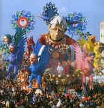 Viareggio Carnevale (Carnival)